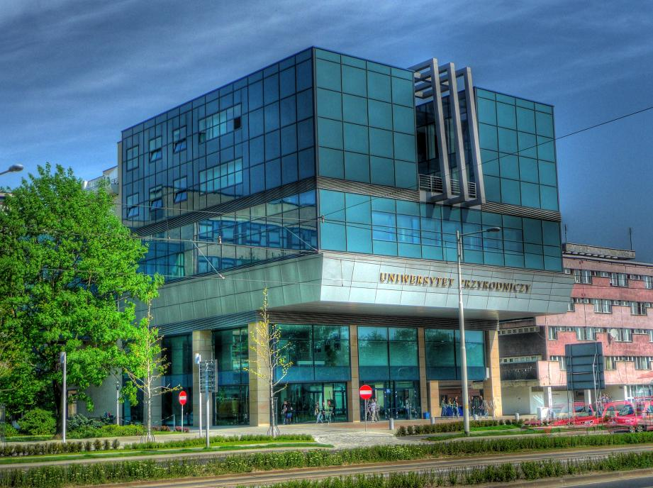 Uniwersytet Przyrodniczy we Wrocławiu, pl. Grunwaldzki 24a